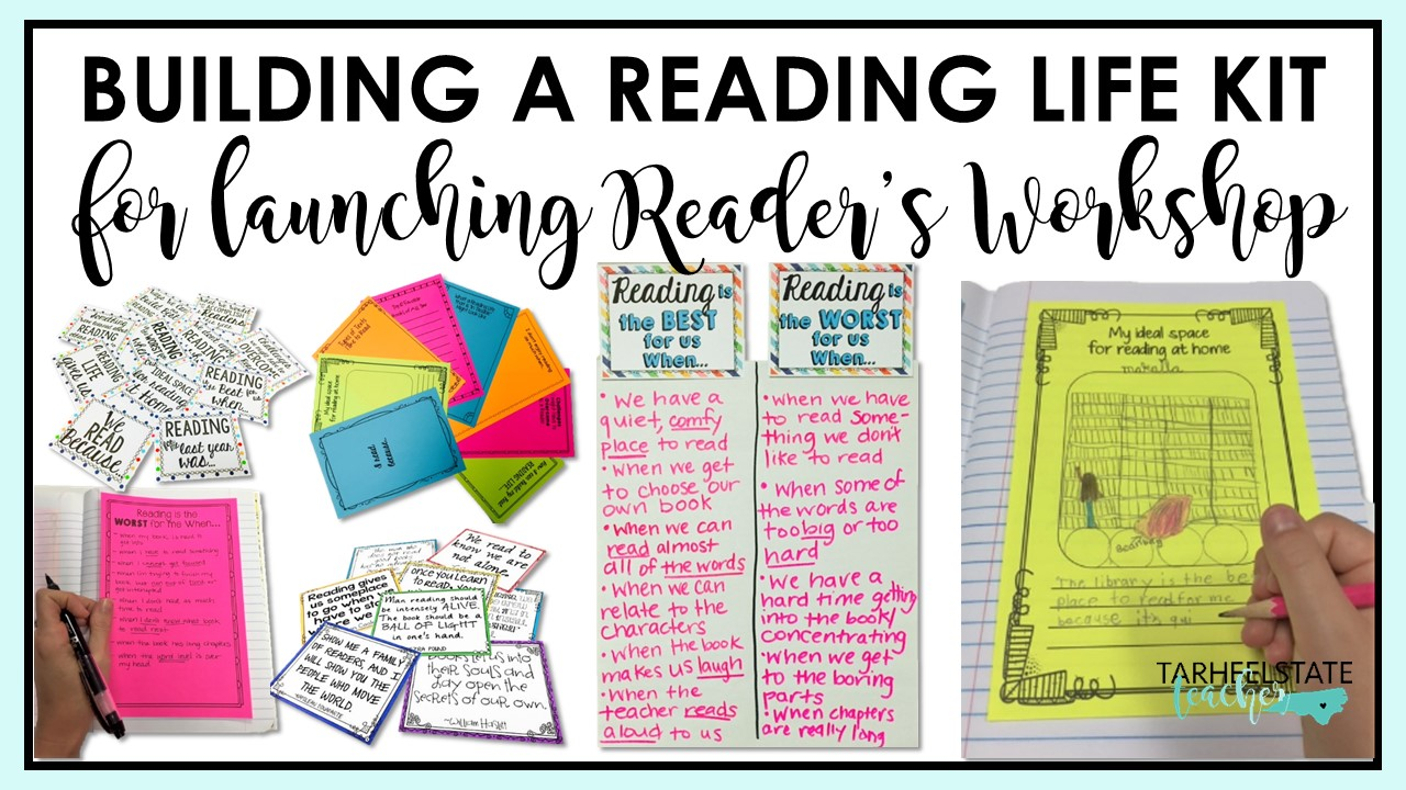 Launching The Reading Workshop Where Do I Start