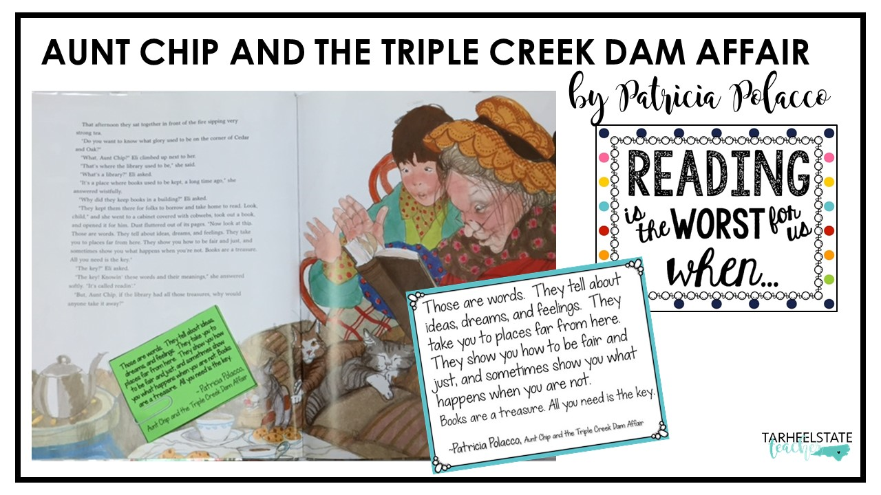 aunt chip by patricia polacco building a reading life tarheelstate teacher.png.jpg