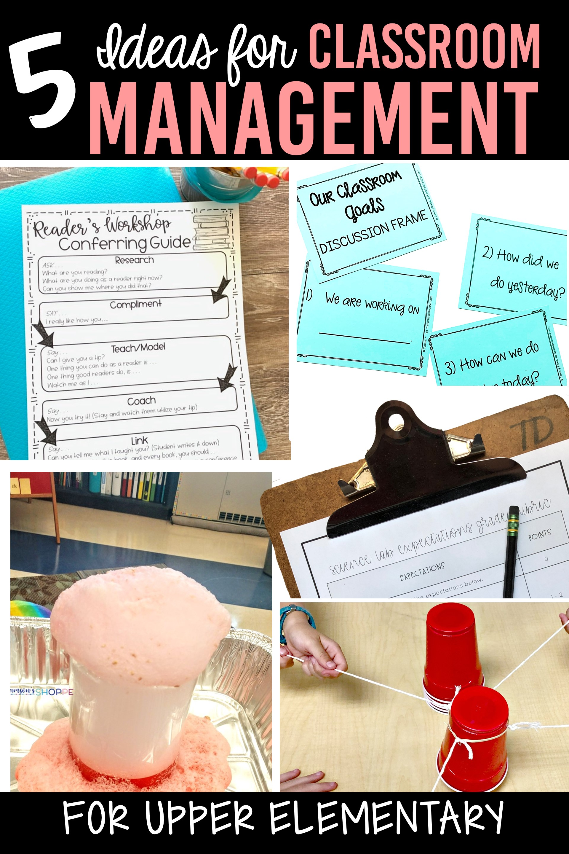 back to school classroom management strategies link up.jpg