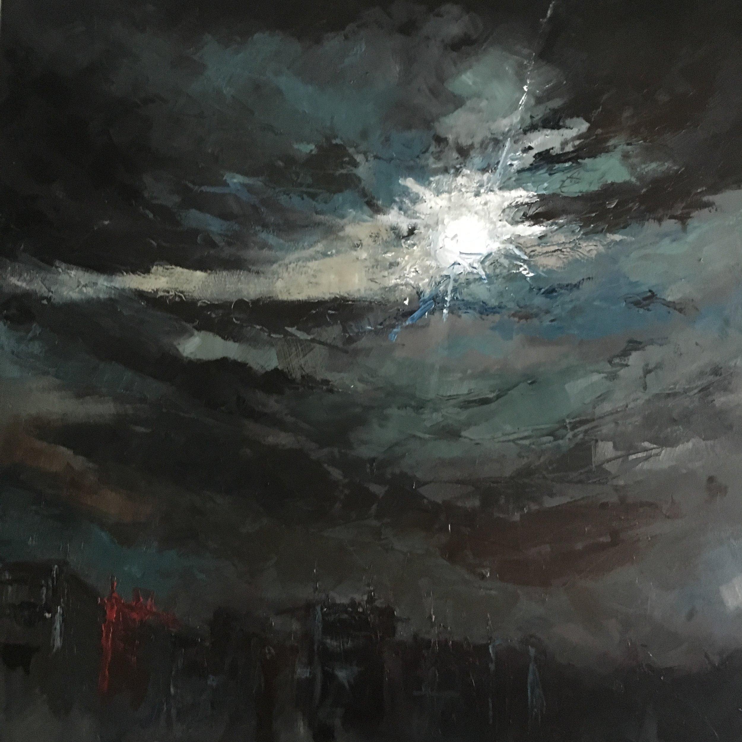 Night Sky II