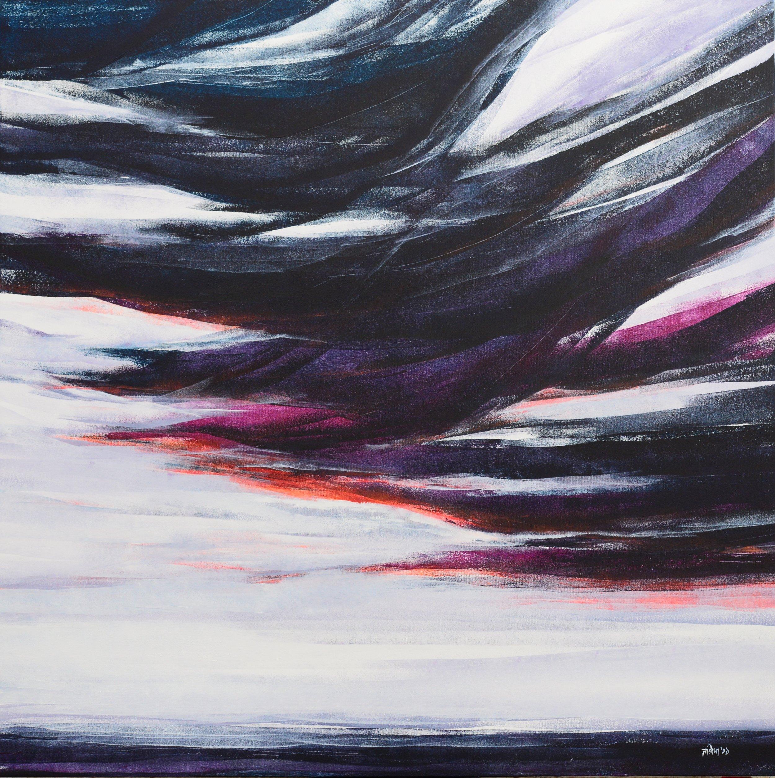 Skyscape Purple