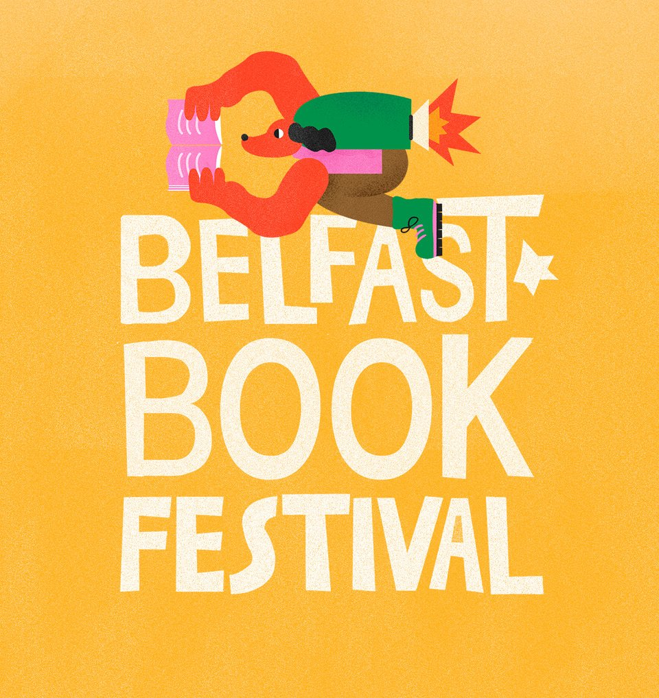 Bombinate's First Belfast Zine Market - at the Belfast Book Festival