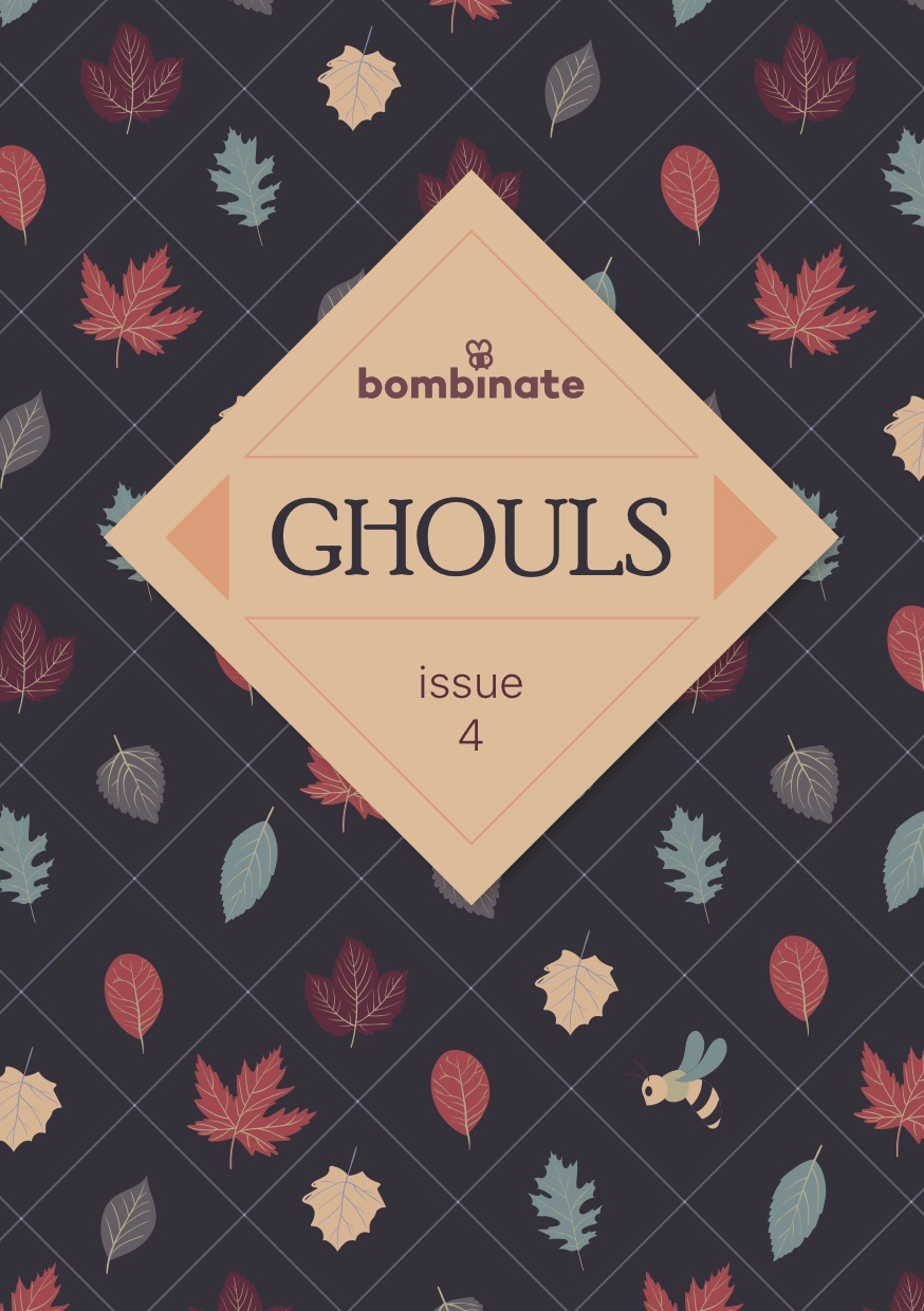GHOULS - Bombinate's longest-awaited and most attractive issue is finally here!PREORDER it from Etsy today!