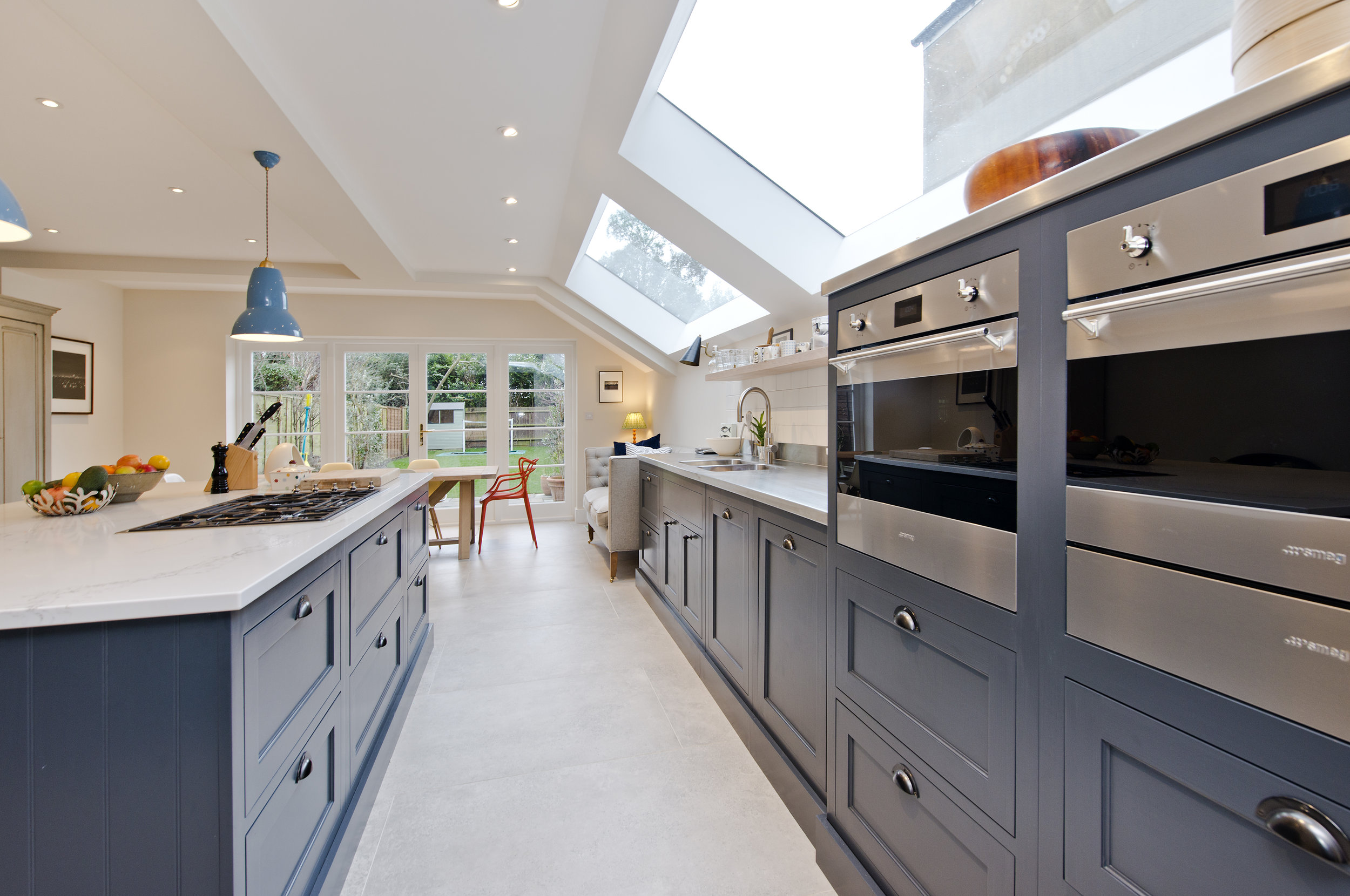 Kitchen Extension, Shepherd's Bush, The Kitchen and Loft Company