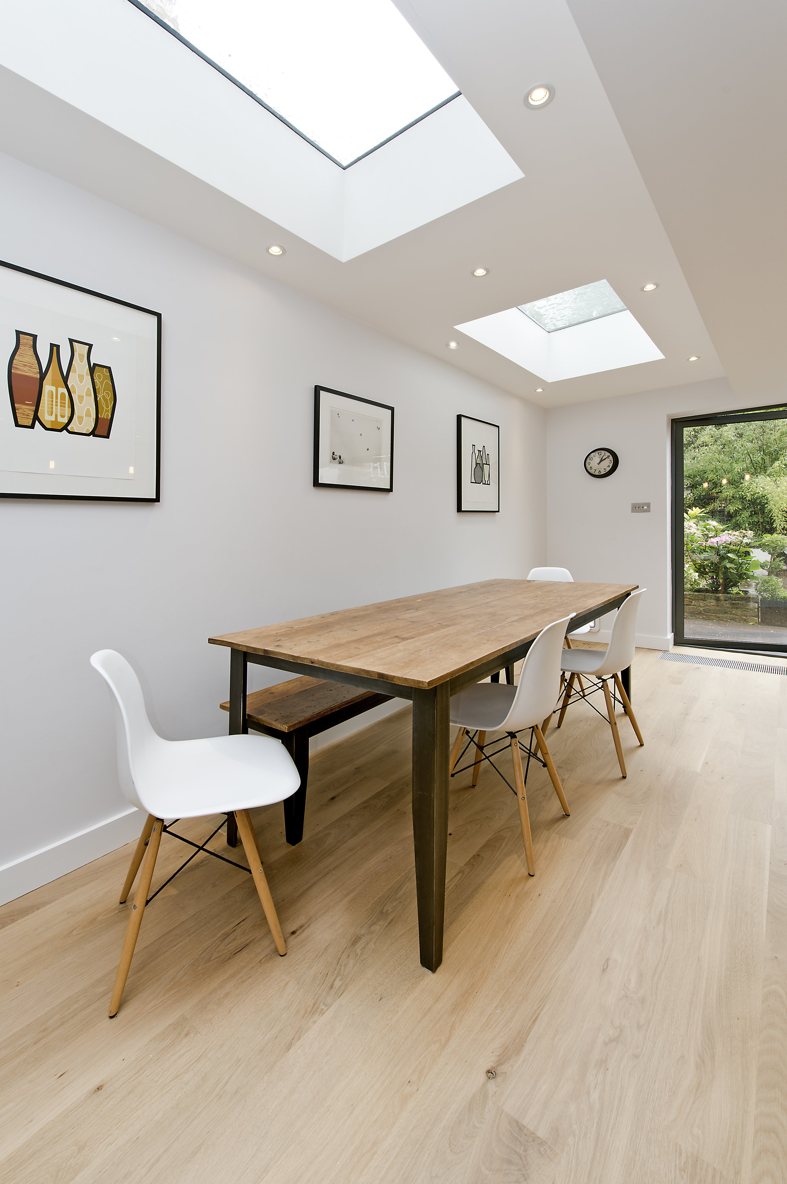 Bespoke Kitchen Extension, Chiswick, London, W4, by The Kitchen and Loft Company