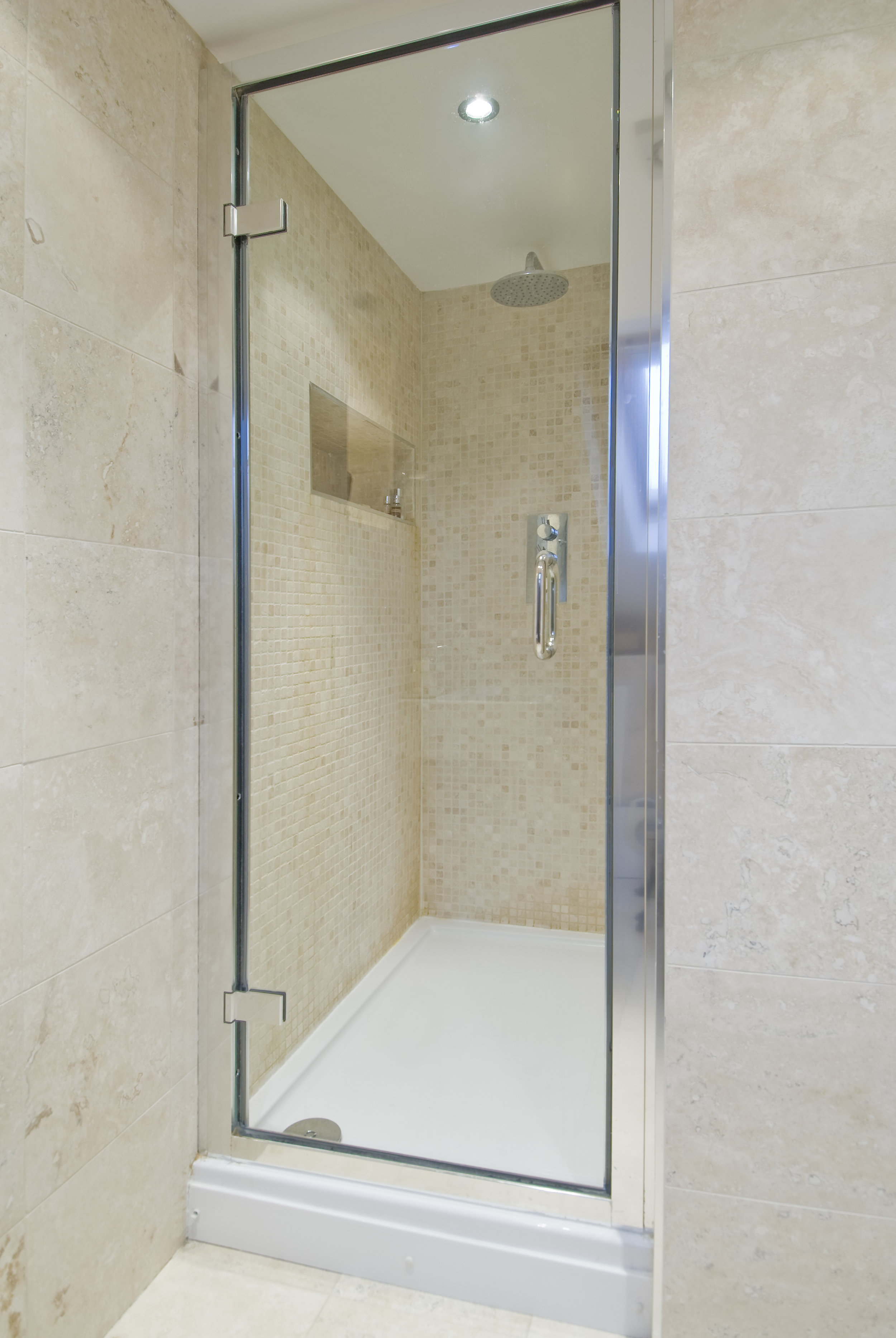 Shower room, Kew TW9, The Kitchen and Loft Company.