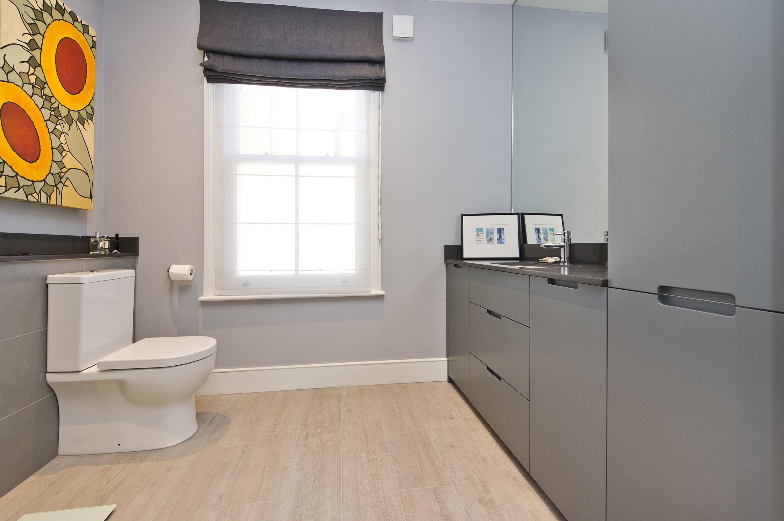 Custom Bathroom, Holland Park, The Kitchen and Loft Company.