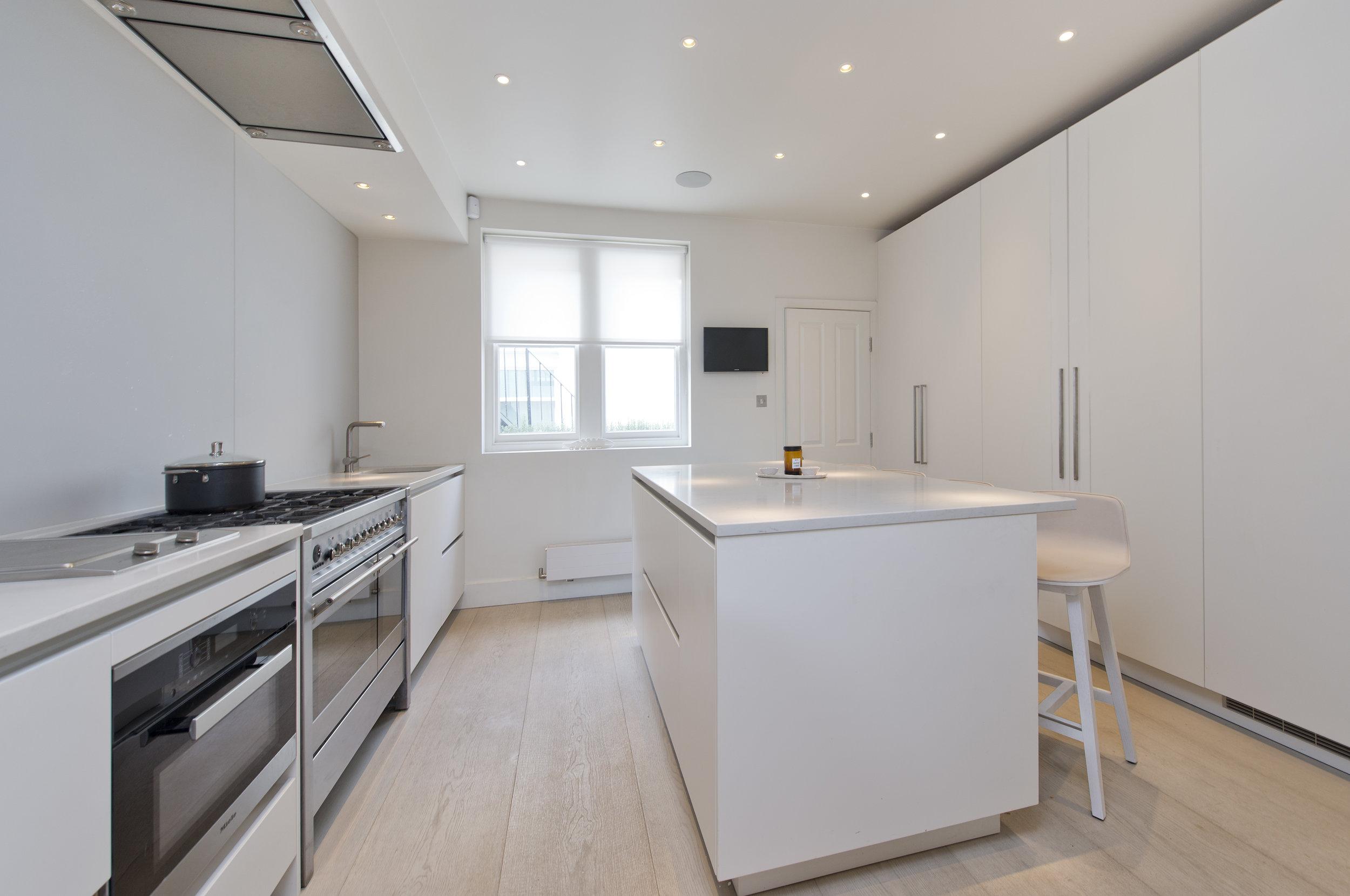 Bespoke Kitchen, Chelsea, The Kitchen and Loft Company.