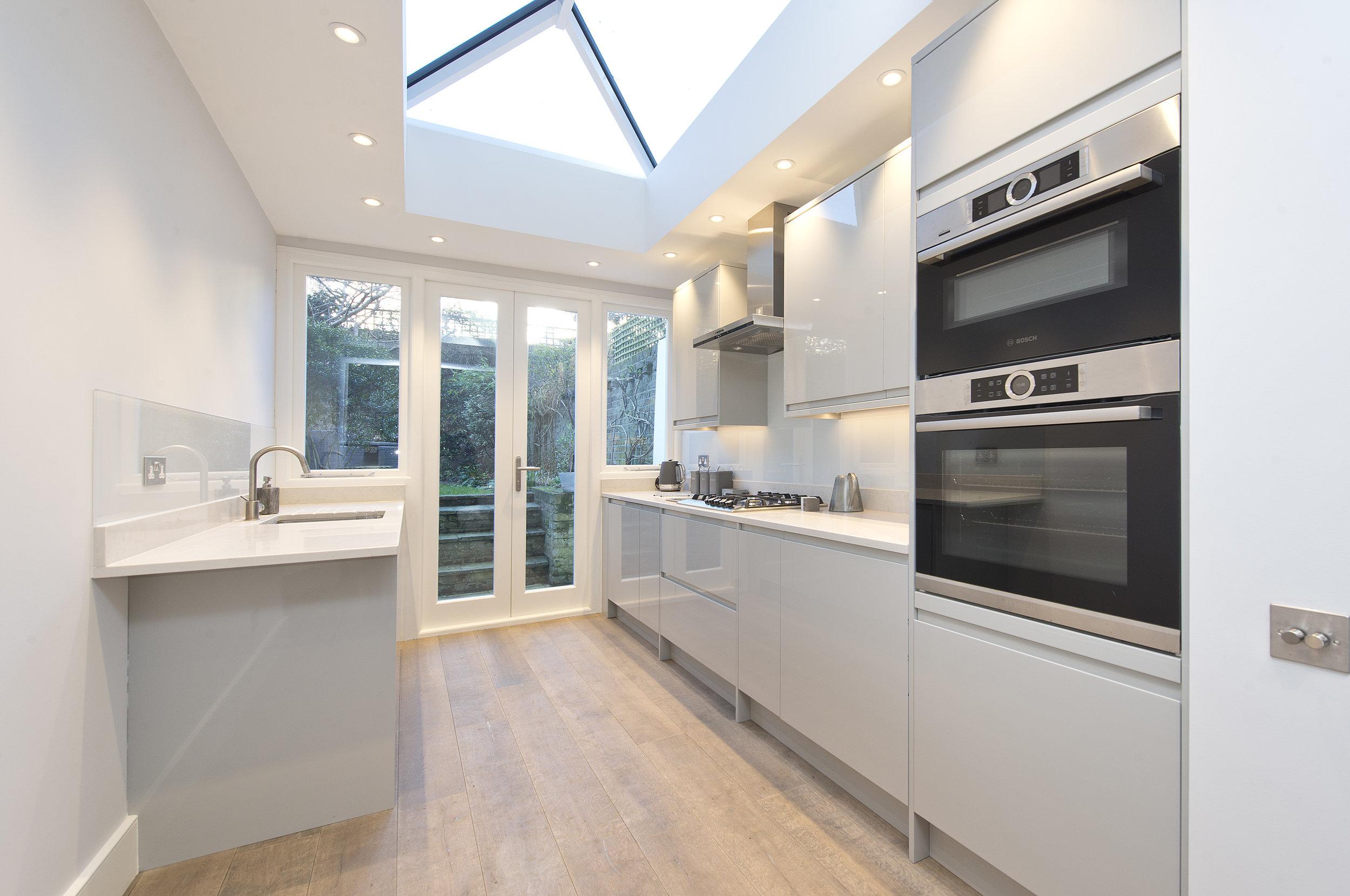 Bespoke  Kitchen,  Brook Green, The Kitchen and Loft Company.
