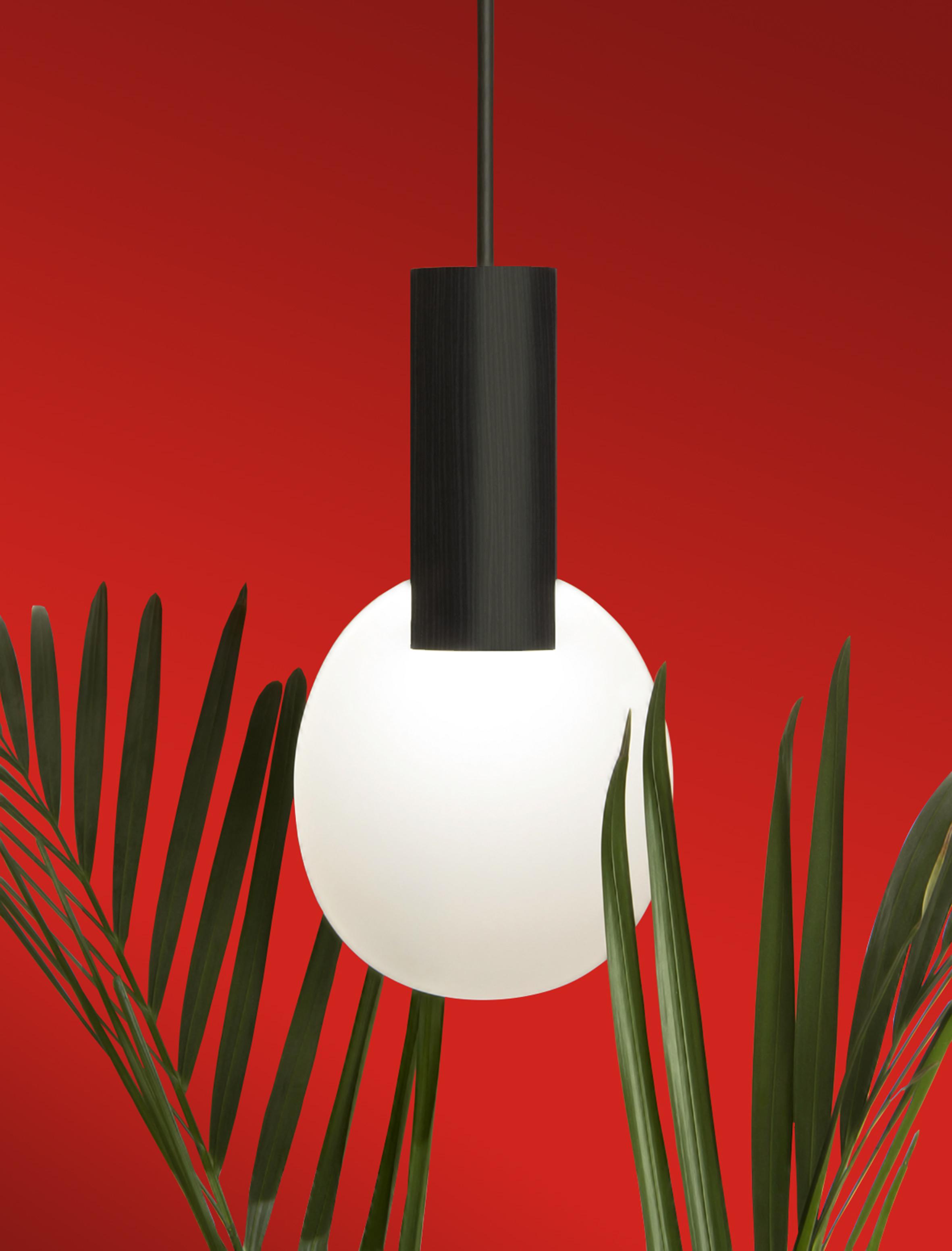 Lune Lamp _ Notaroberto-Boldrini _ 2016 _ Bois et PMMA