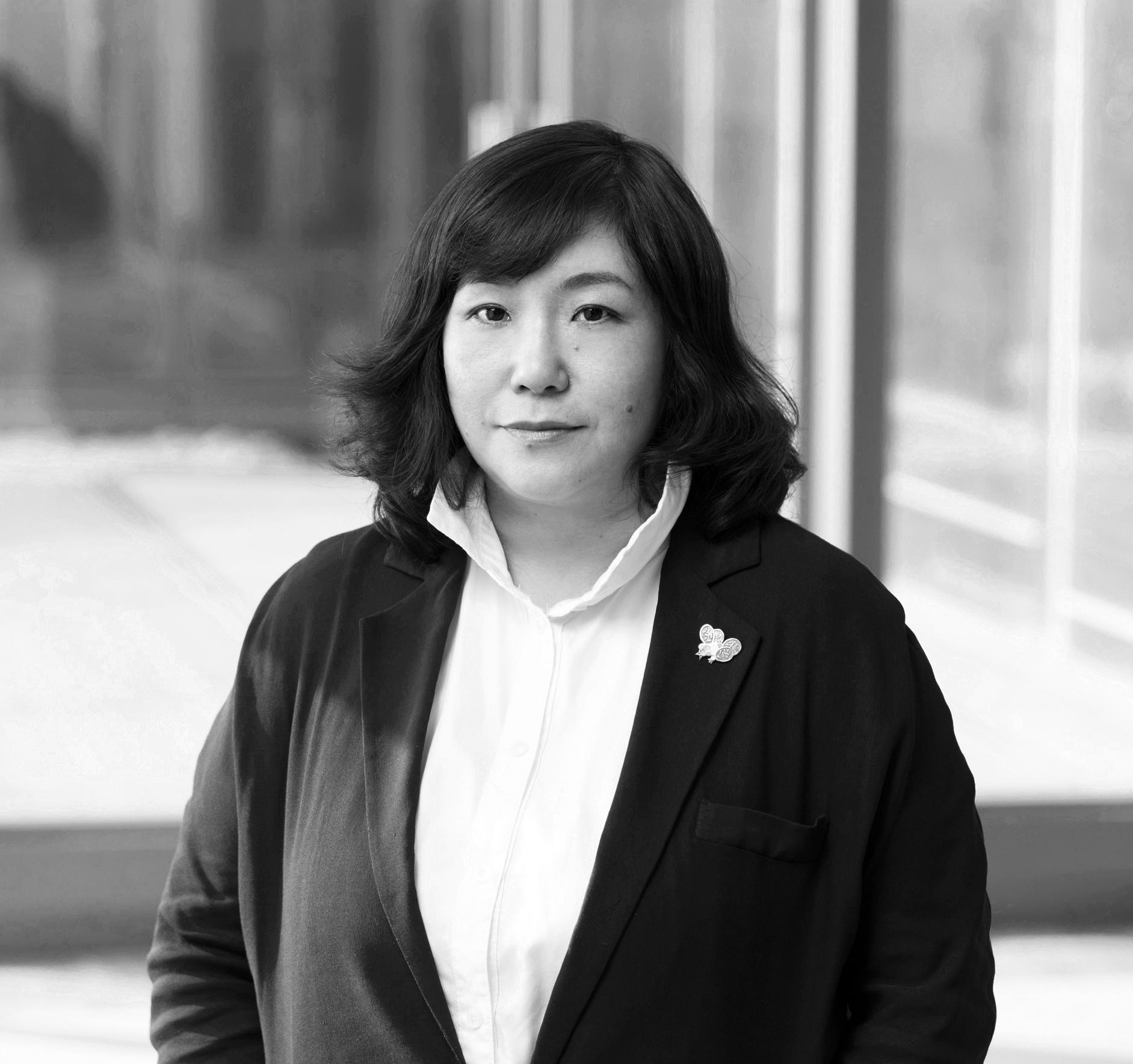 Ikko Yokoyama BW