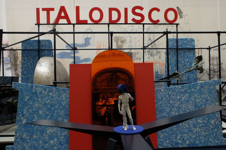Italo Disco - Teatro del Giorno, 6 days, 6 settings change for scenarios. ECOLE CAMONDO