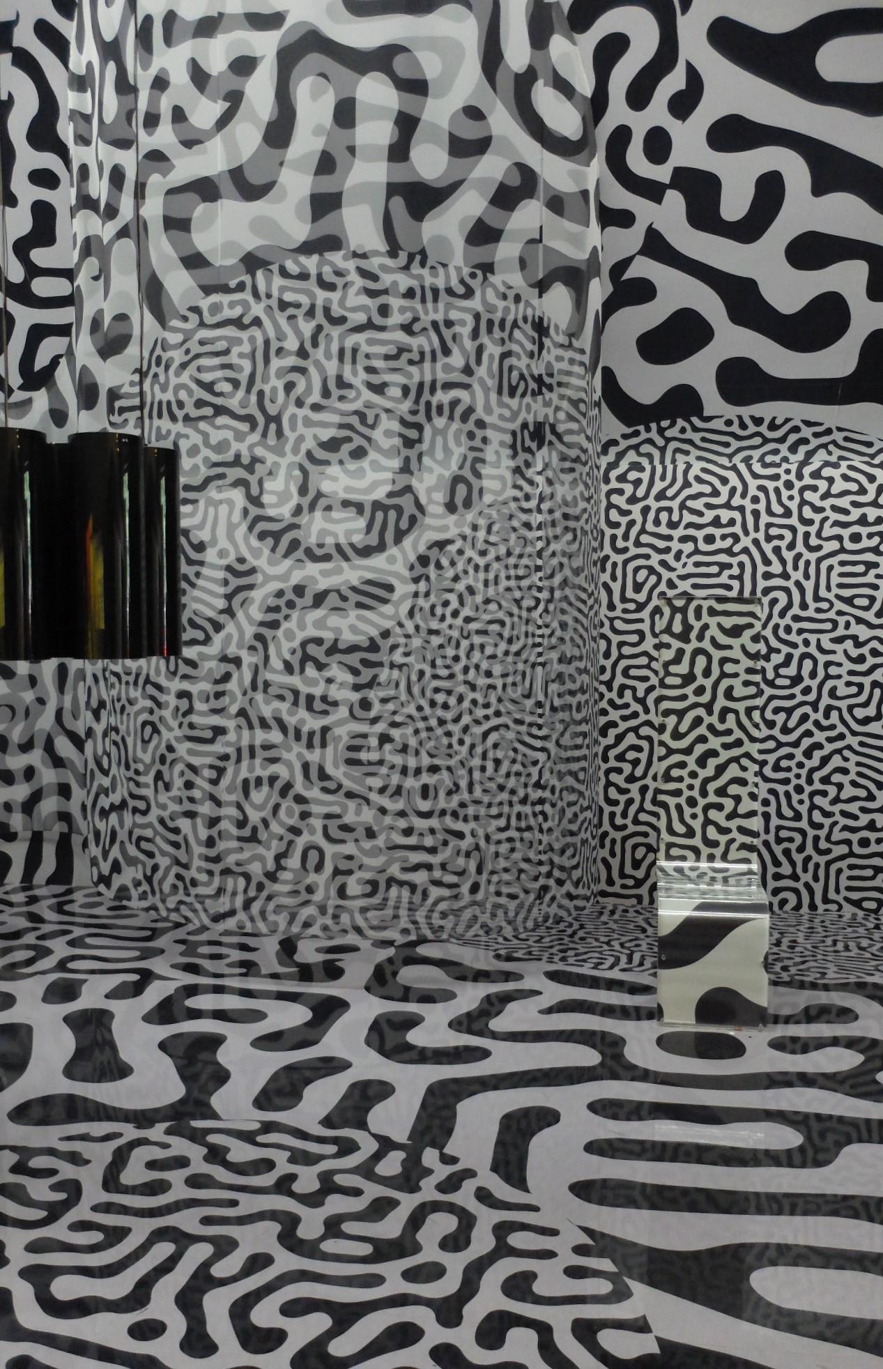 Patterns of Nature by Noiz Architects. Dai Nippon Printing