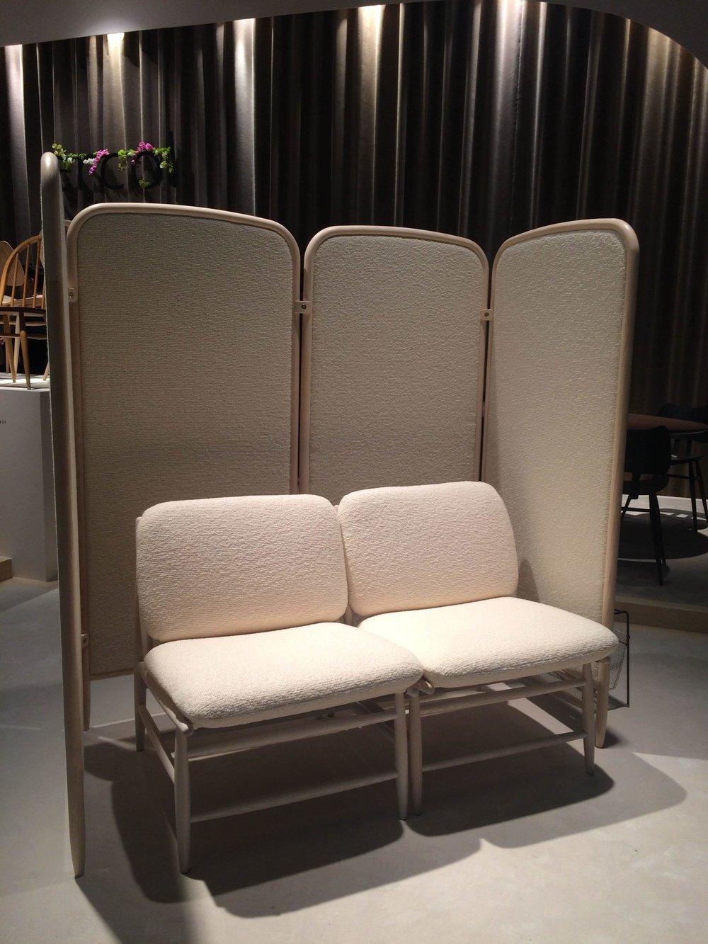 Von chairs by Hlynur Atlason. ERCOL