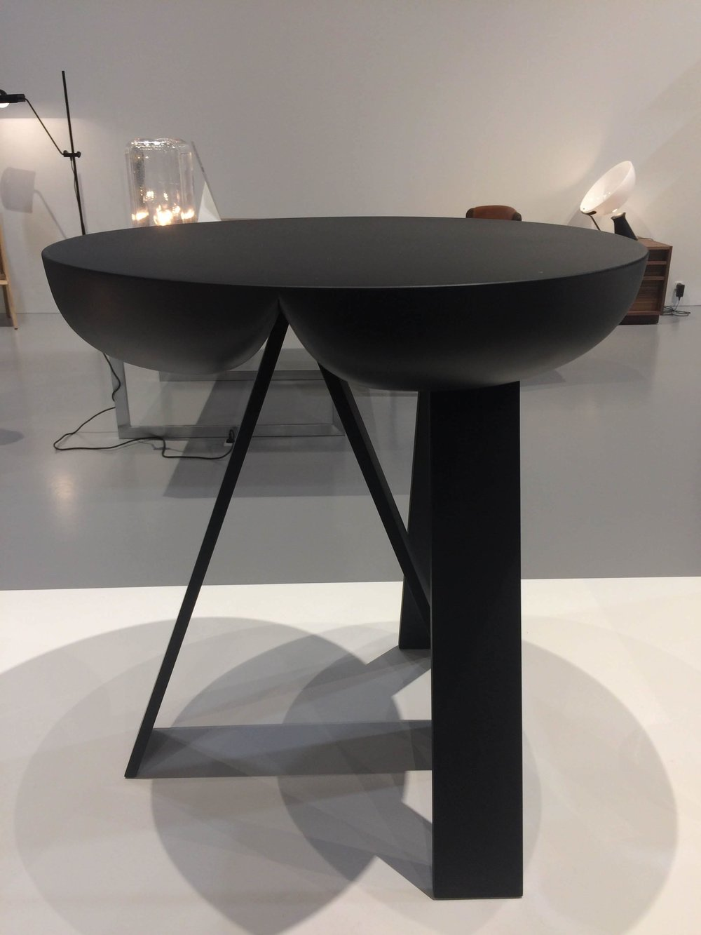 Side Table No. 2 by PlueerSmitt. KARAKTER