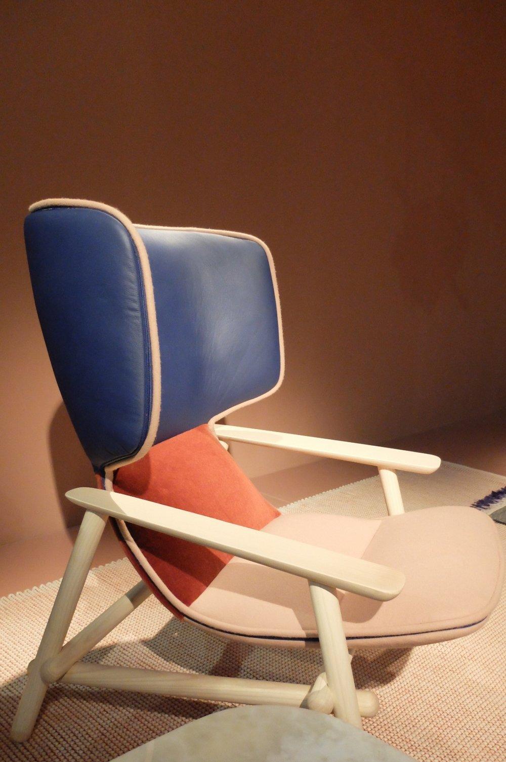 Lilo seating by Patricia Urquiola. MOROSO