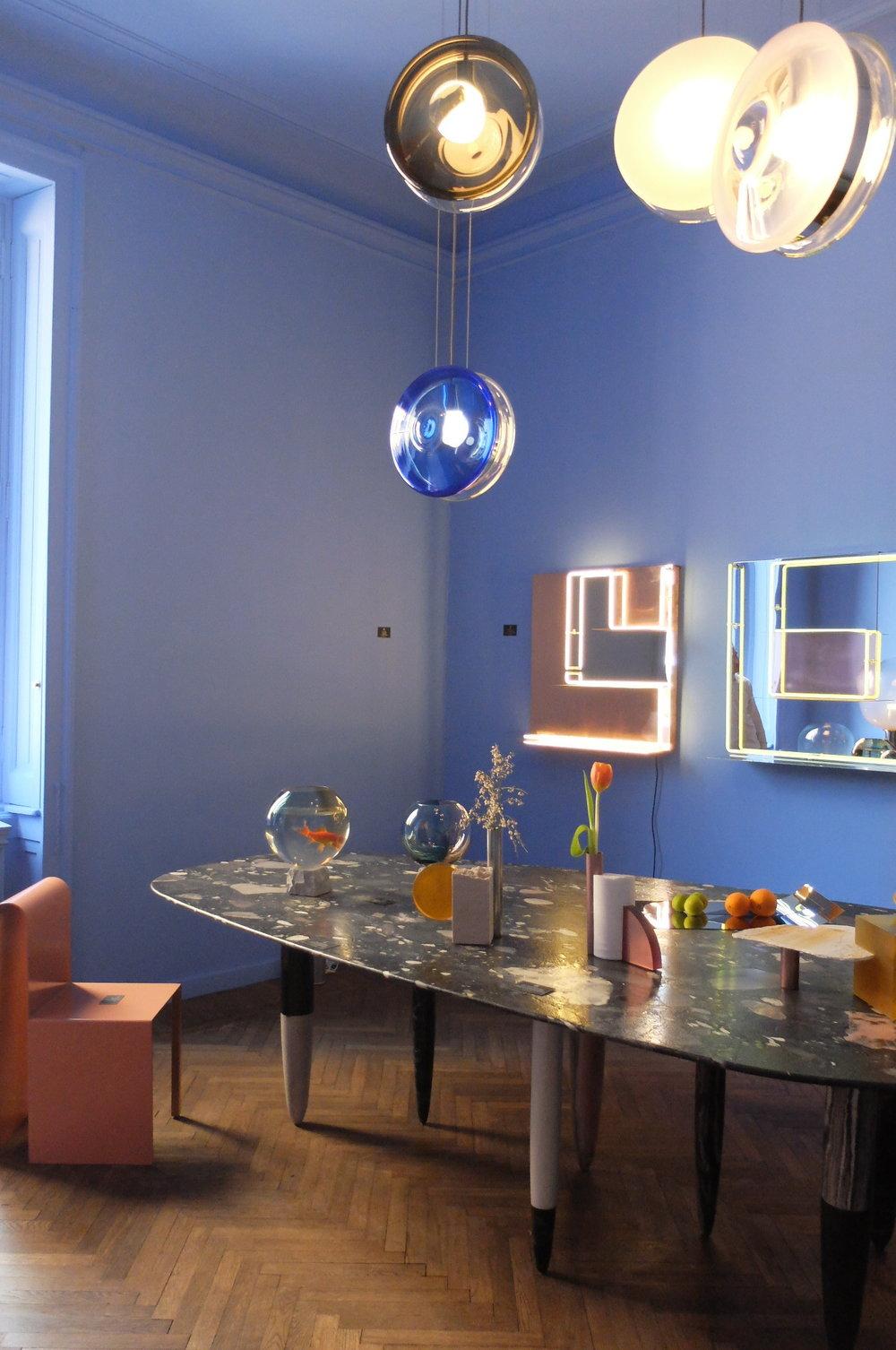 Home design experience. Charlotte Juillard, Studio Salaris, PALERMO UNO