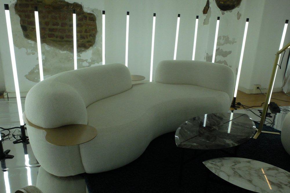 Tateyama sofa by Arteffato Design Studio. SECOLO