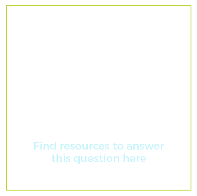 "Graphic of a clipboard with text below it that says ""What are my responsibilities as a service provider? Find resources to answer this question here"""