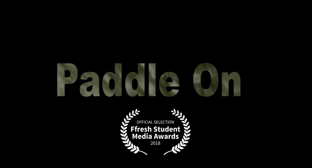 Paddle On - Paddle on tells the remarkable story of kayaker Matt Cooke's near fatal accident.