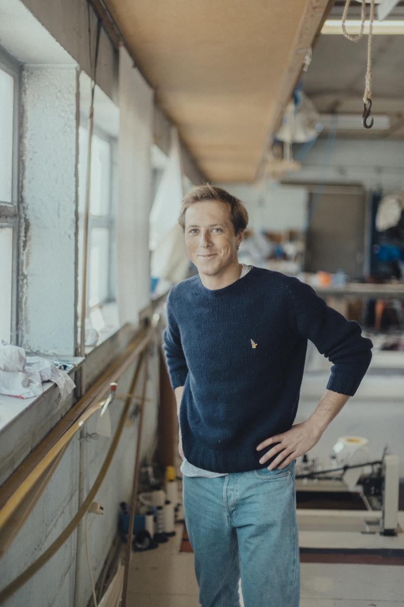 Founder Stan Verstraete © Daniil Lavrovski