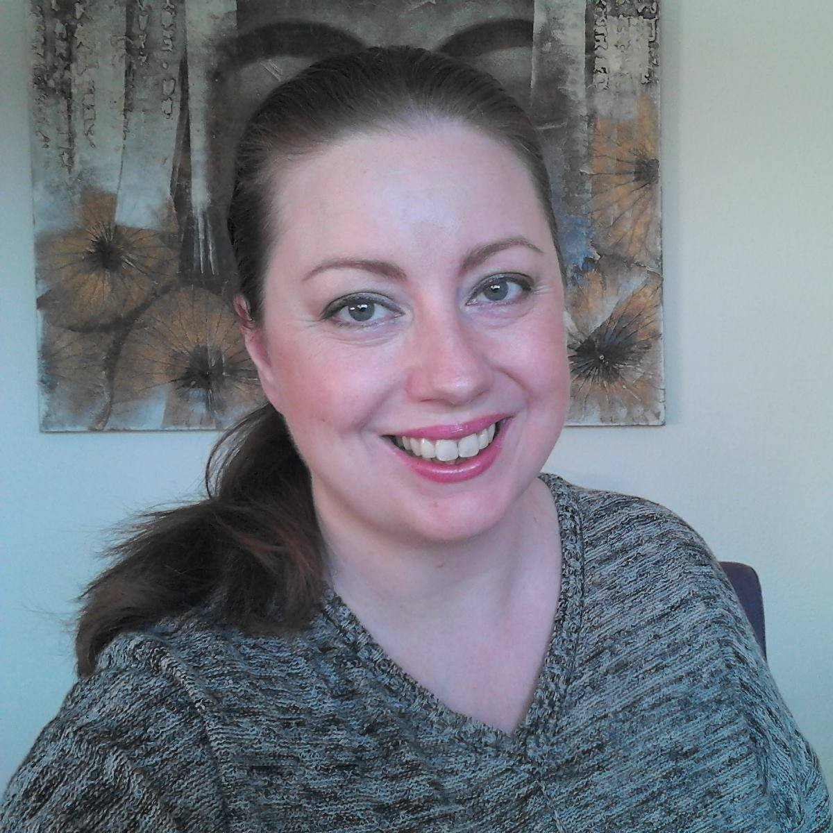 Hi, I'm Anja Carolina - Author of contemporary romance & Non-fiction books