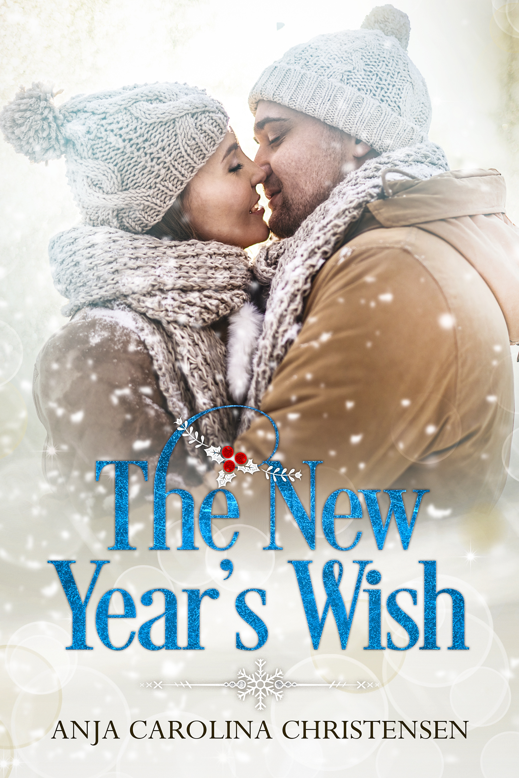 The New Year's Wish - Romance, snow, drama in the alps - read the book