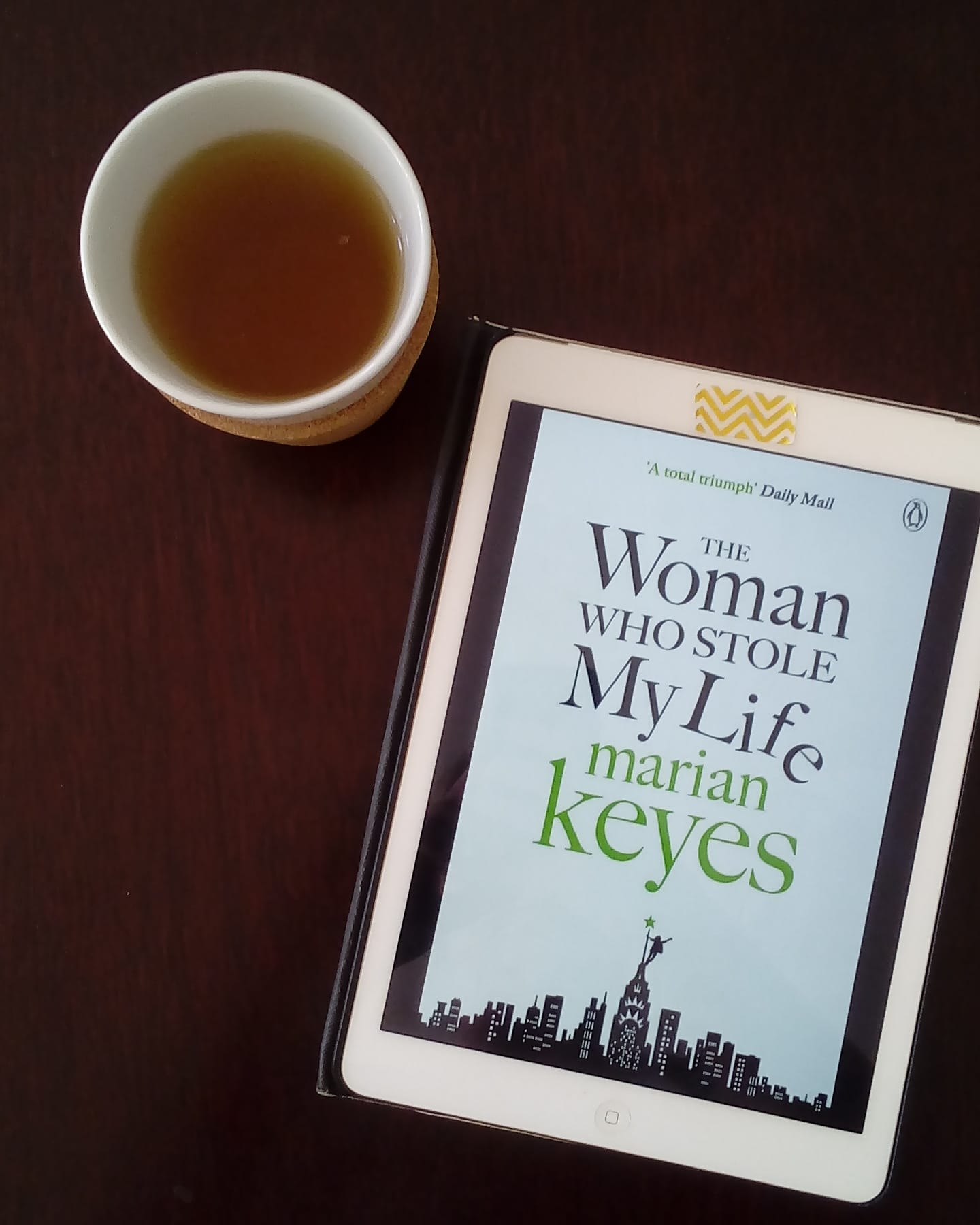 The woman who stole my life - Another Marian Keyes masterpiece!