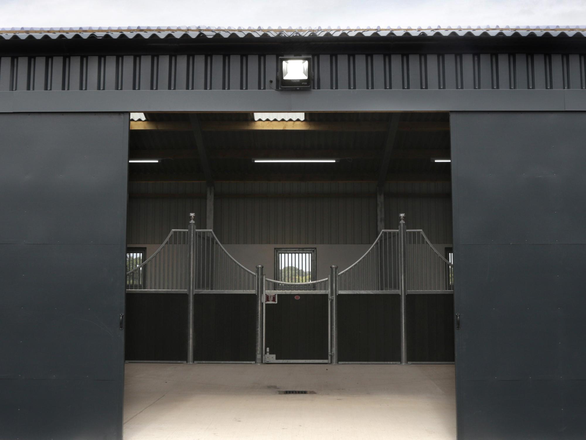 Equestrian - buildings