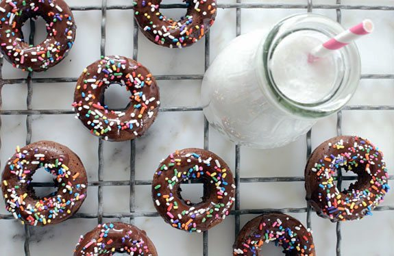 - Hire an Esquire raises a grain-free donut to National Donut Month.