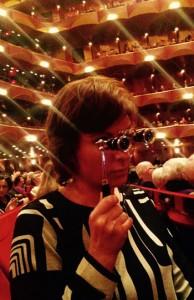 Jules Miller at the Metropolitan Opera in New York City