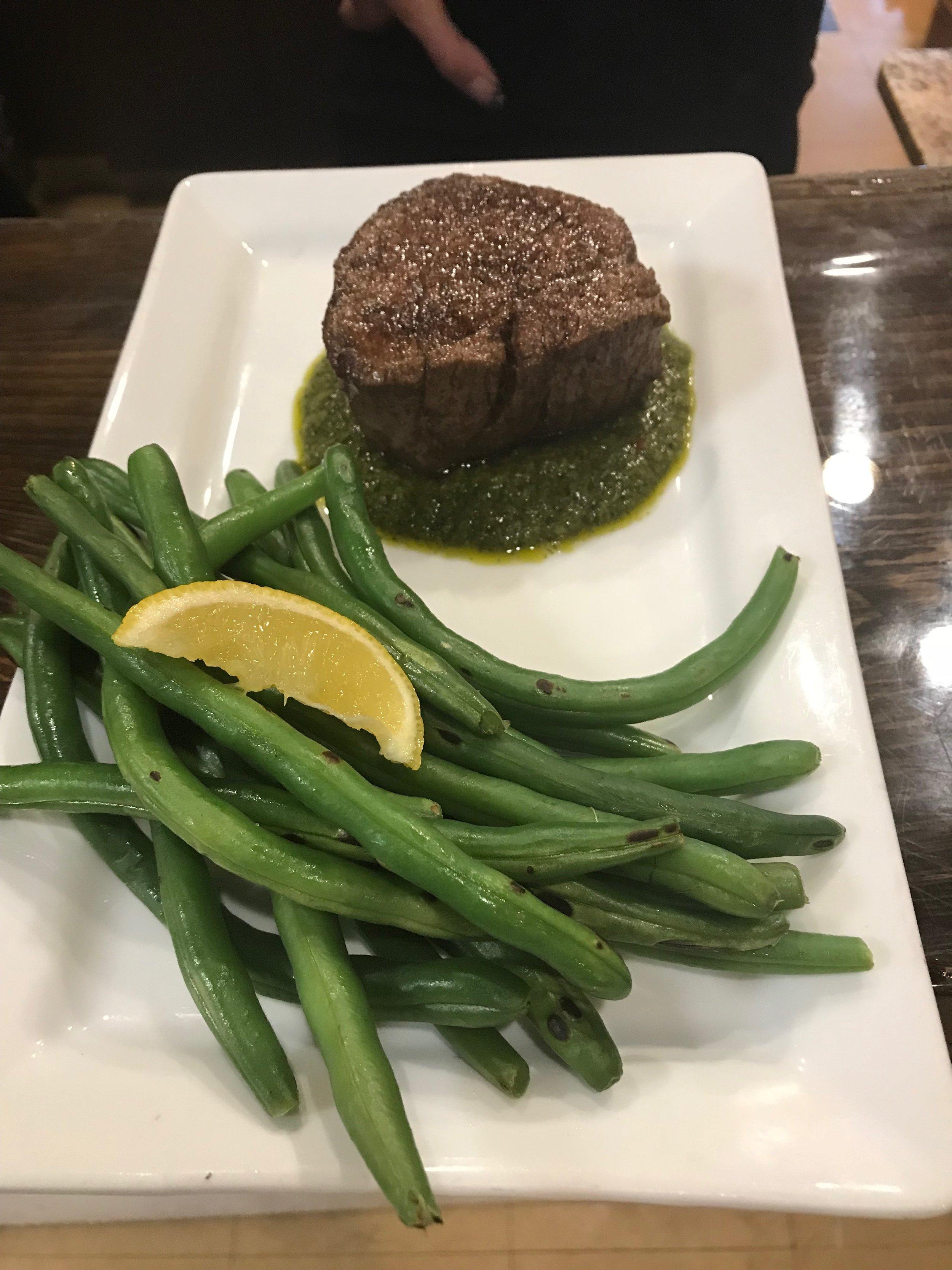 Petite filet w salsa verde.JPEG
