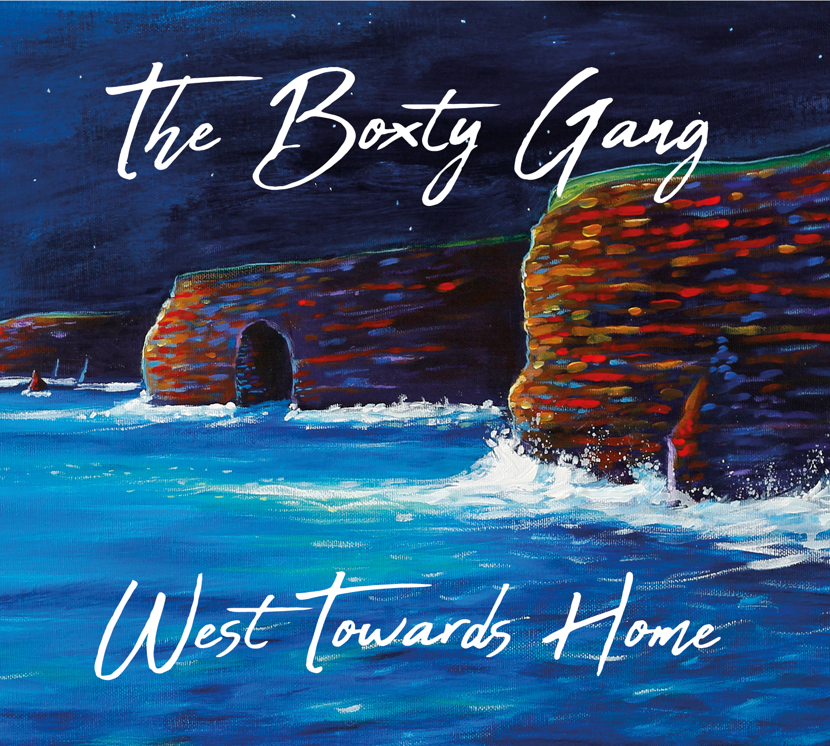 The Boxty Gang - West Towards Home Cover Front.jpg