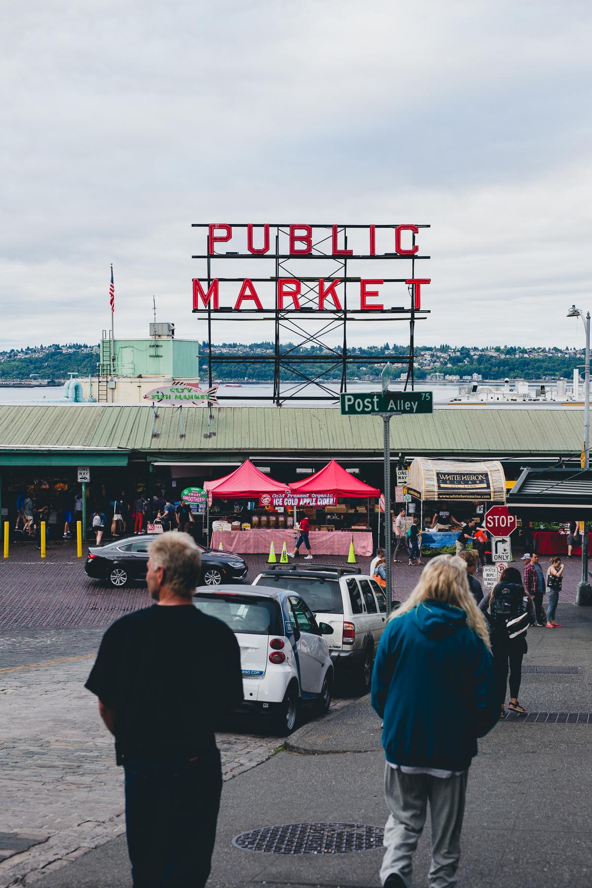 Seattle, United States, July 2017