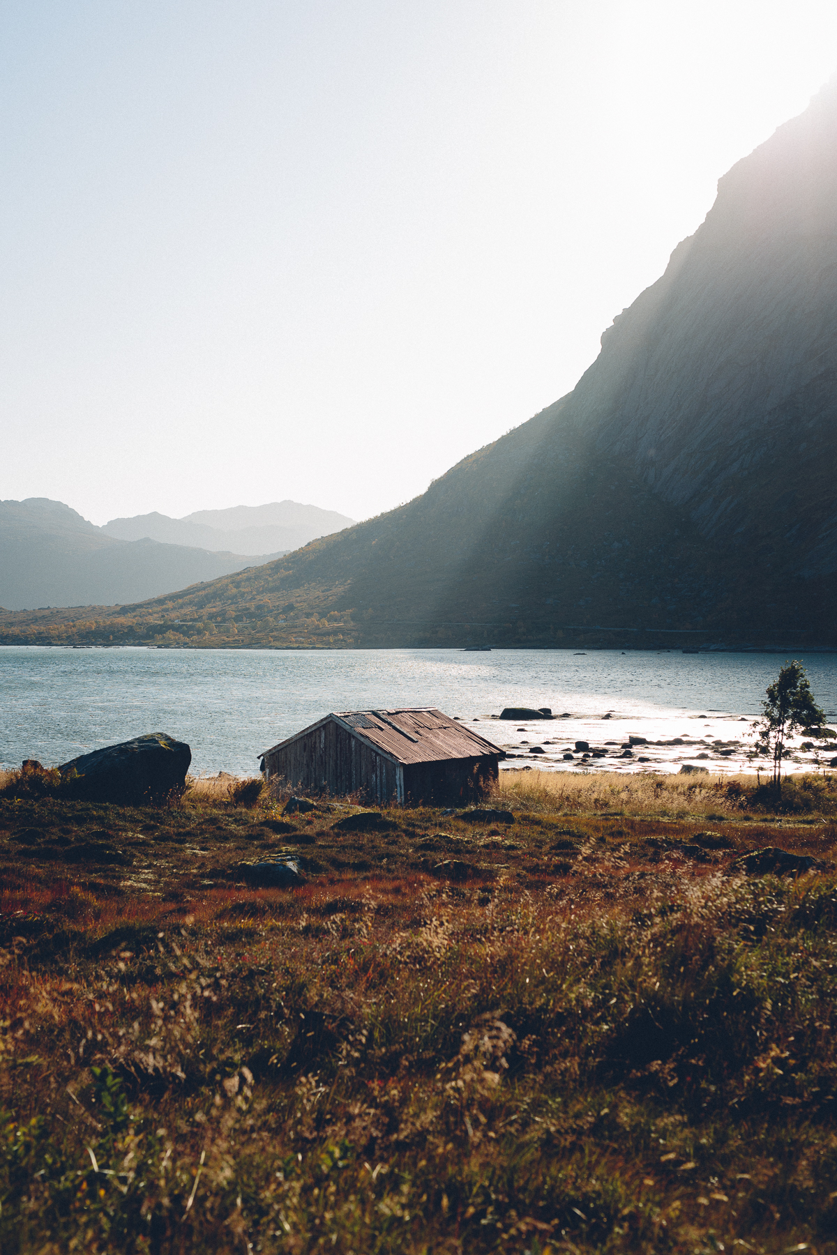 Lofoten, Norway, September 2017