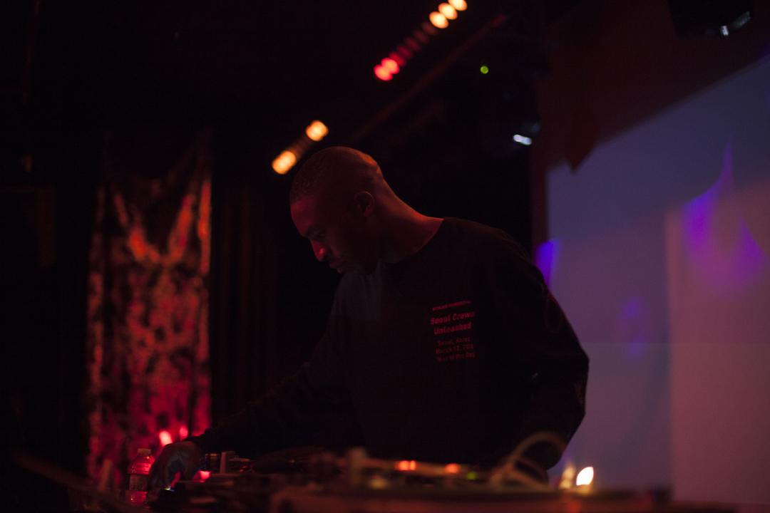 James Massiah DJ set
