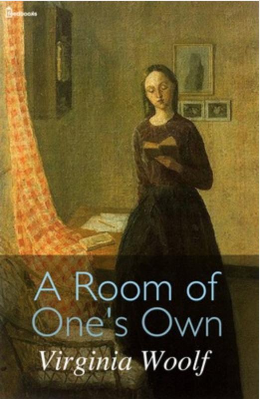 een kamer voor jezelf - Virgina Woolf