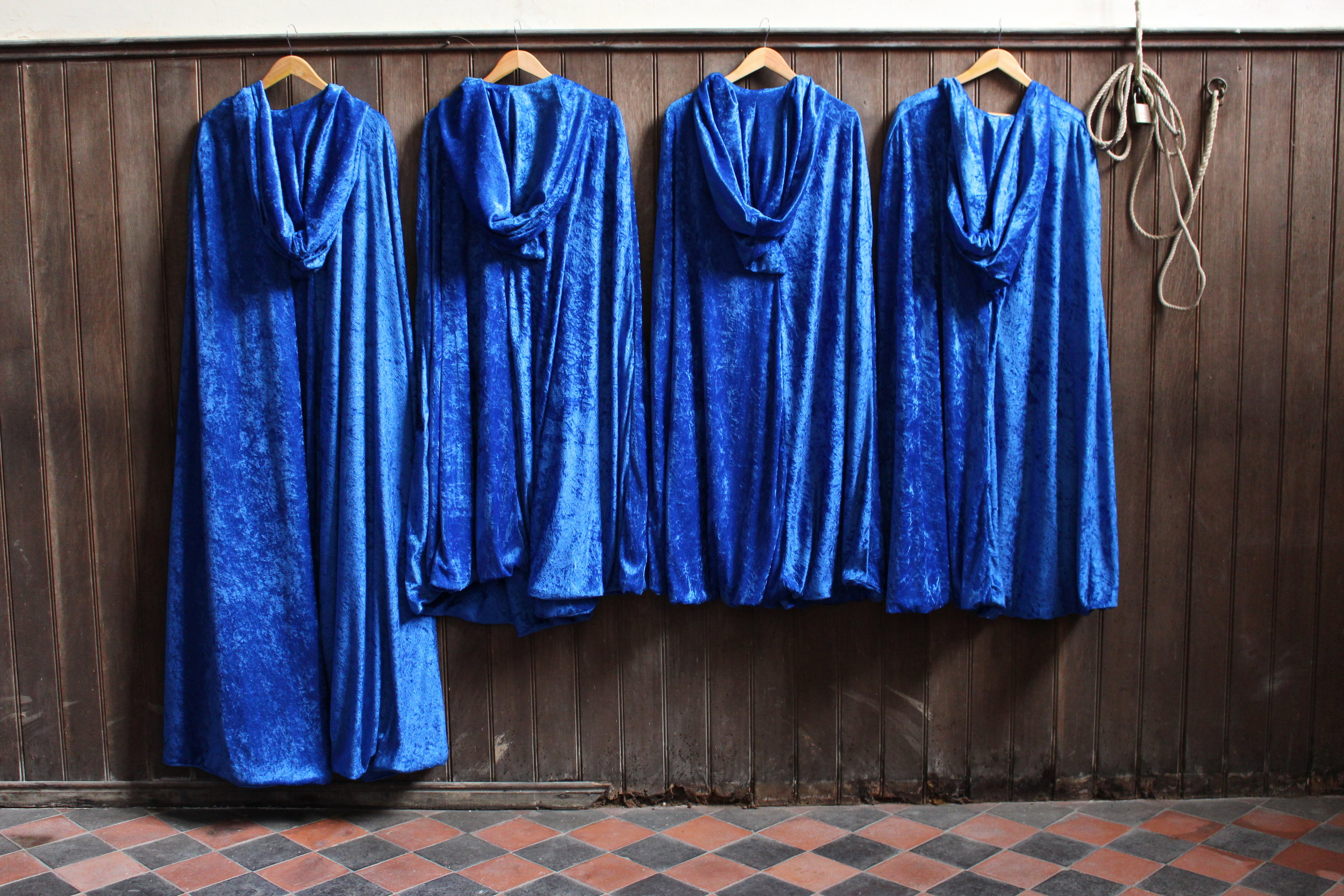 AiRM 2014  Sarah Sparkes,    Blue Seven     St Peter and St Paul, Newchurch   image curtesy of the Artist