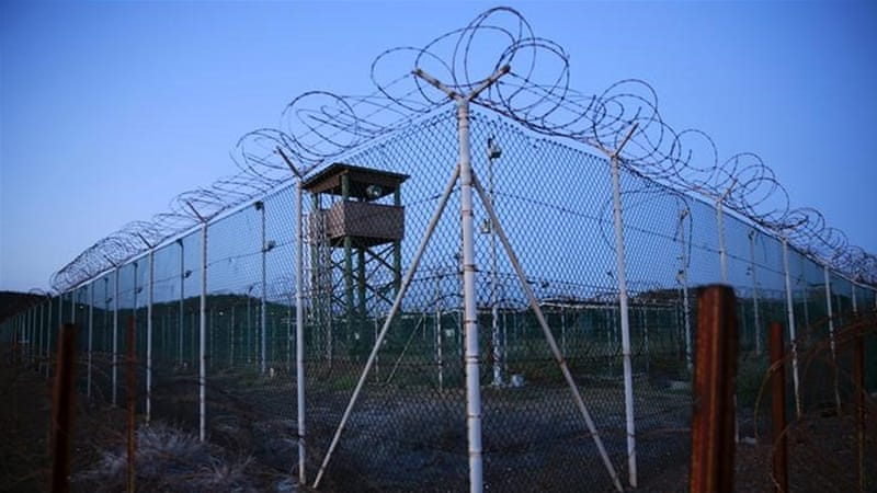 The prison on Guantanamo Bay has held about 780 detainees since it opened in 2002 [Lucas Jackson/Reuters]