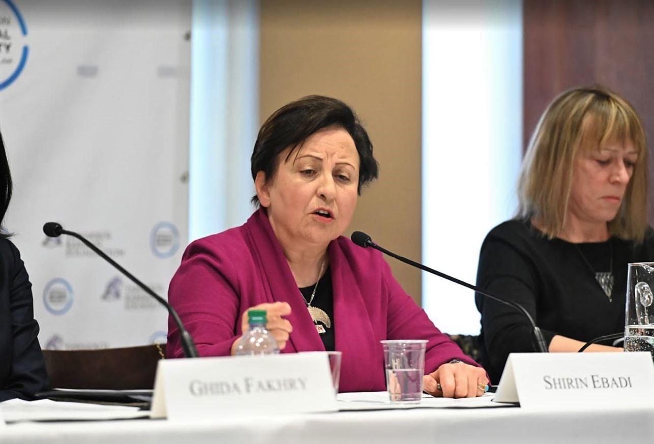 Shirin Ebadi speaking.JPG