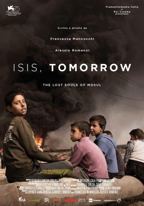 ISIS, Tomorrow Film Cover.jpg