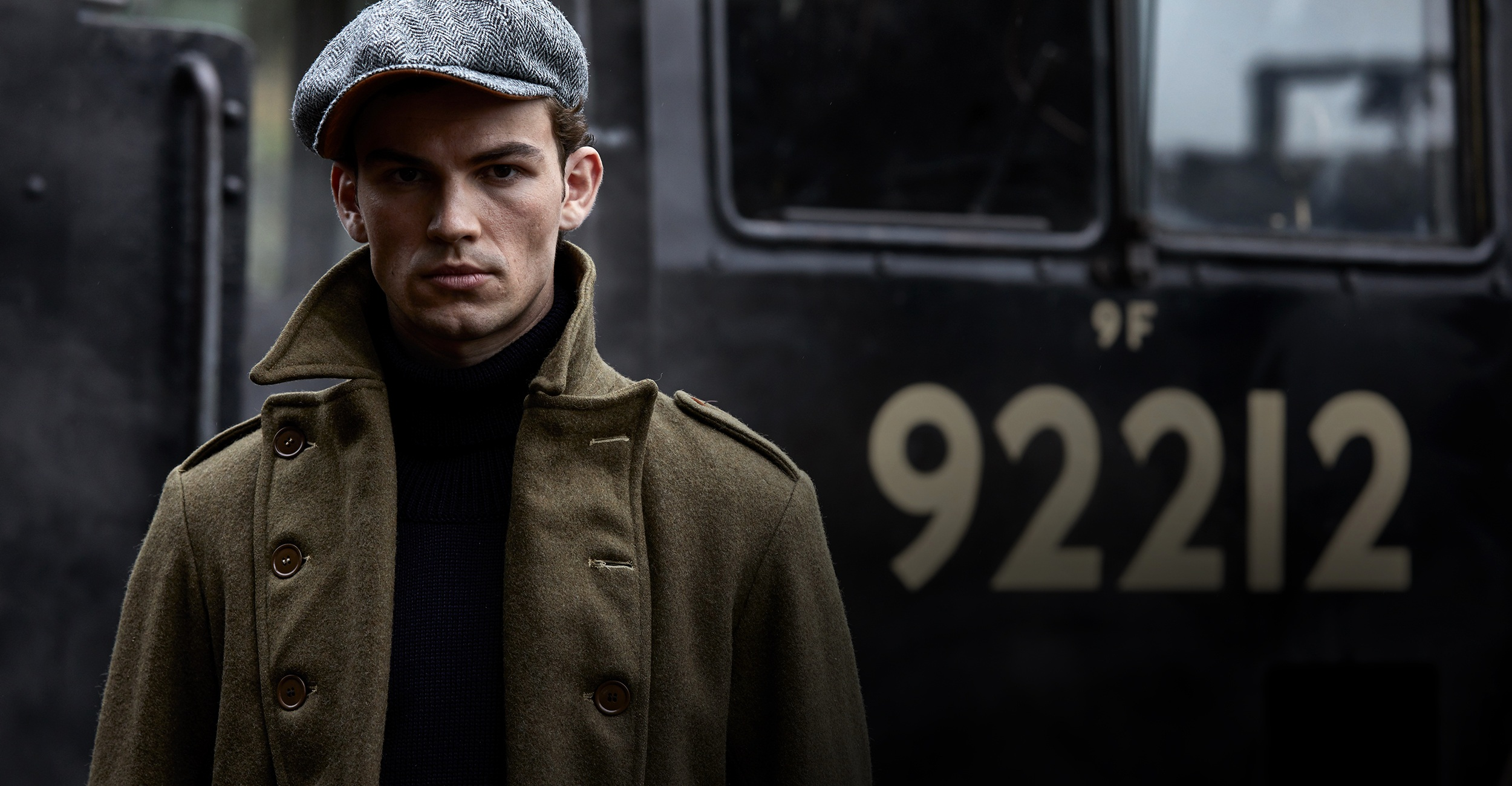 &SONS CLOTHING - A nod to the Peaky Blinders