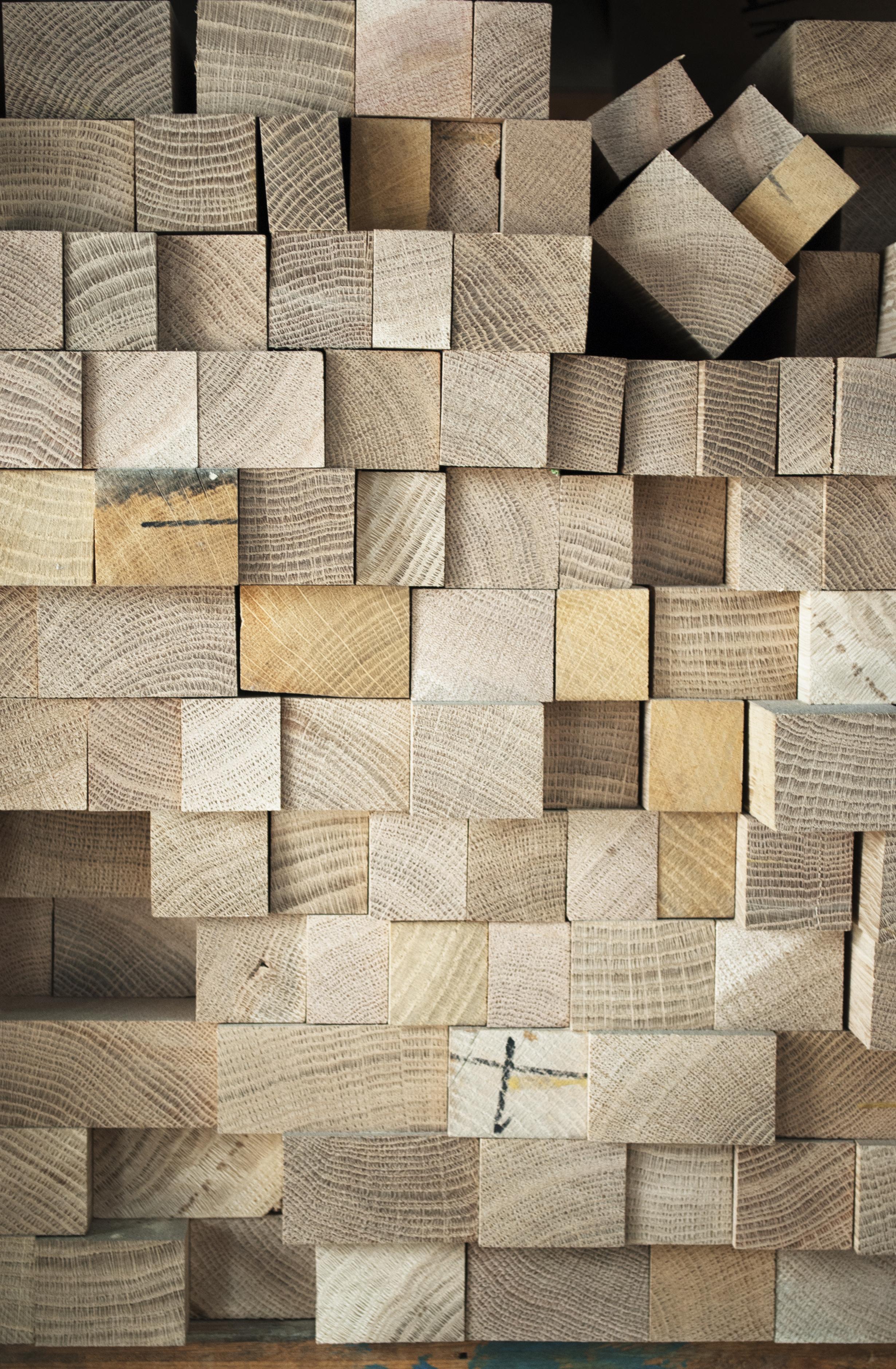 Wood working // White oak