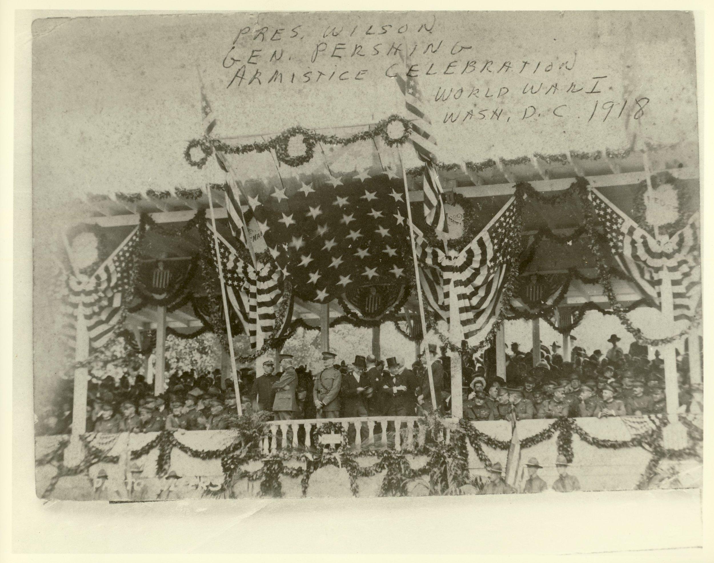 Armistice Celebration