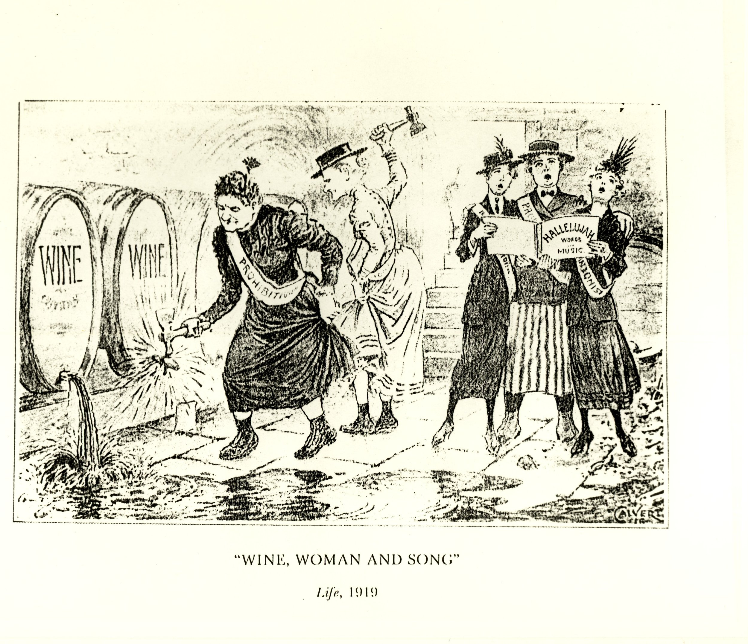 """Prohibition"" cartoon scan"