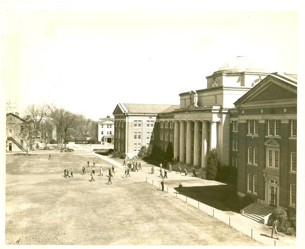 Davidson College in North Carolina