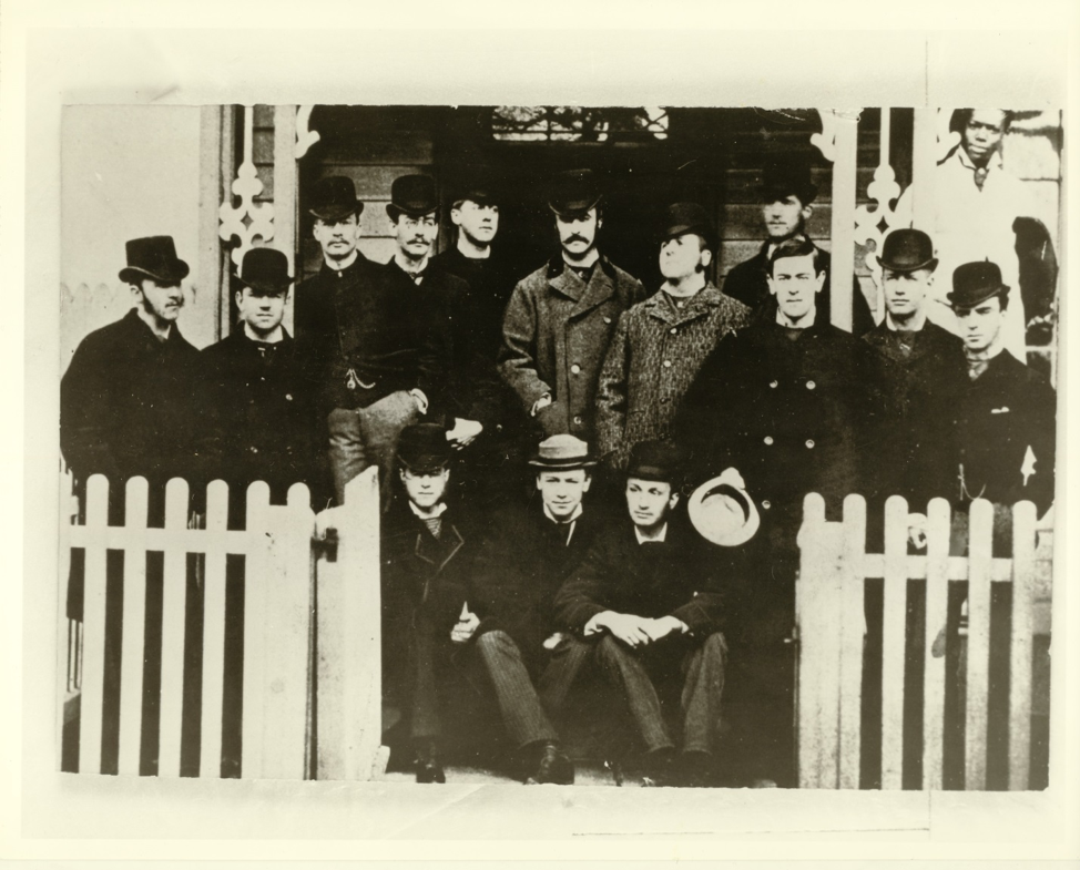 Princeton Class Alligators, 1879
