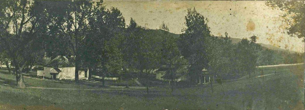 Jefferson Pools at Warm Springs, Virginia