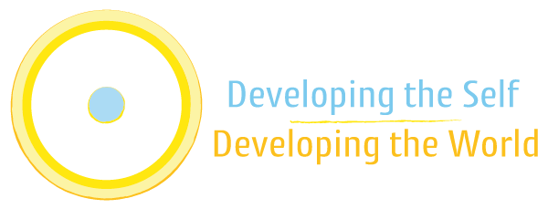 Developing the self developing the world