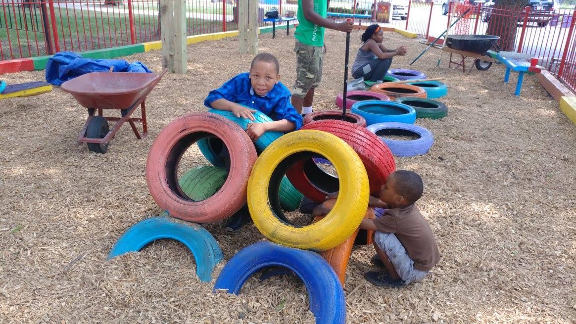 Germano-Millgate Playground